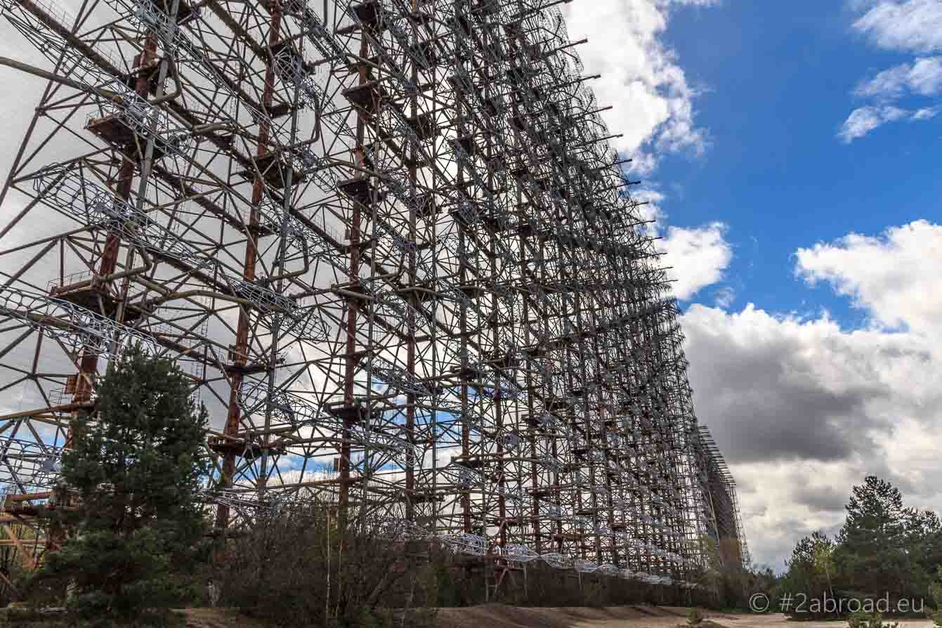DUGA - The Russian Woodpecker